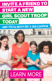 Invite a Friend to Start a New Troop Today!