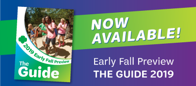 The 2019 Early Fall Preview to The Guide is now available!
