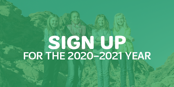 Sign up for the 2019-2020 year!