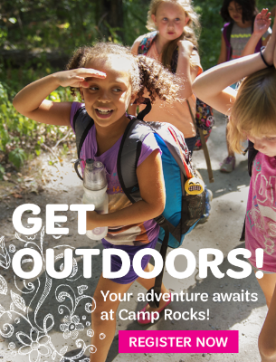 Get Outdoors with Camp