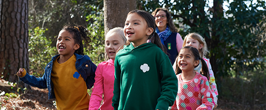 Renew Your Girl Scout Membership