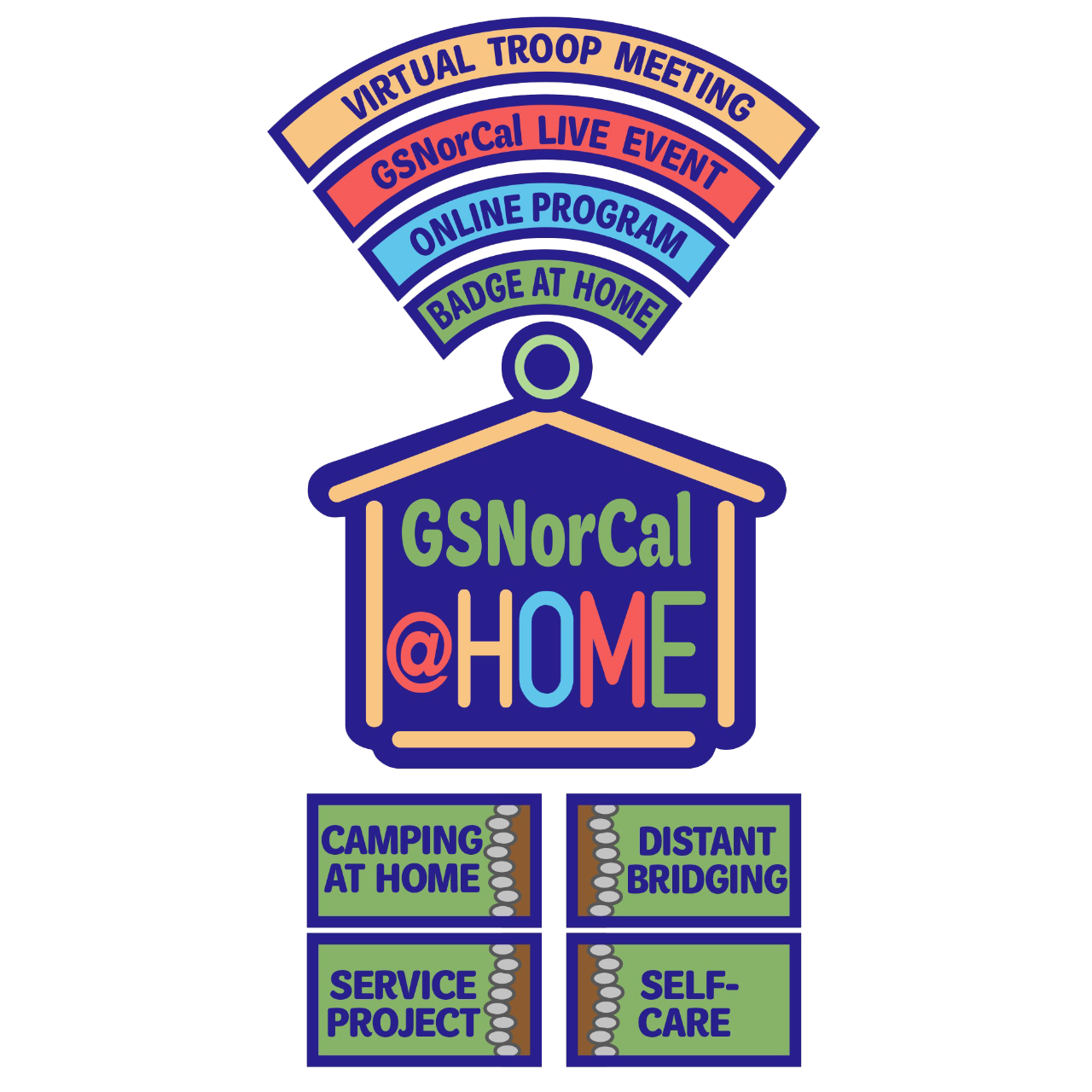 gsnorcal-at-home-patch
