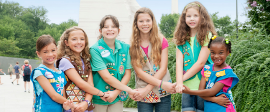 Support Girl Scouts